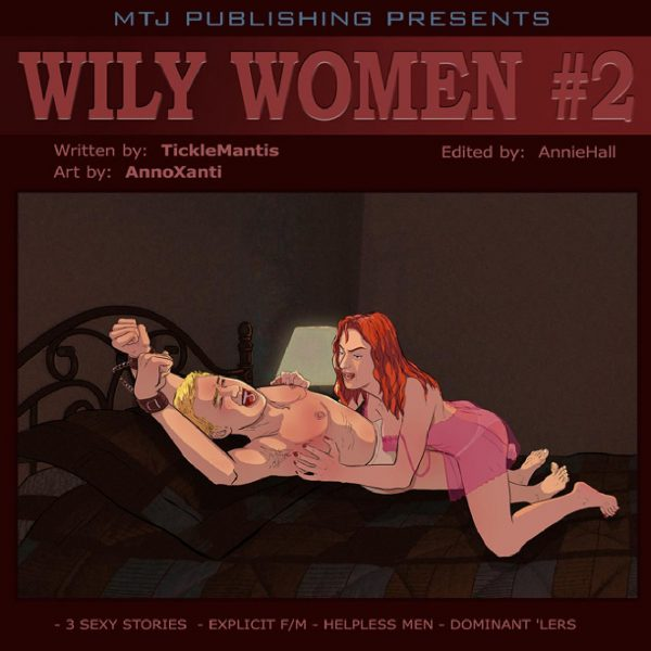 Wily Women 02Comics