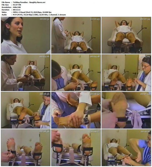 TicklingParadise - Naughty NurseTicklingParadise