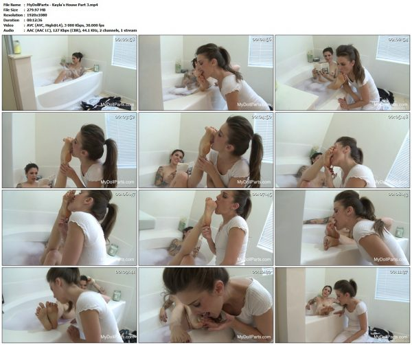 FrenchTickling - From Chicago To Frenchtickling : Stephy's Entire Body Into HystericsFrenchTickling VIP Clips