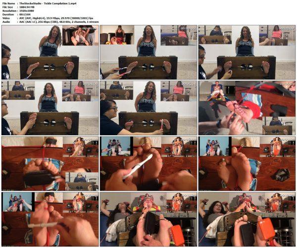 TheStocksStudio - Tickle Compilation 1TheStocksStudio VIP Clips