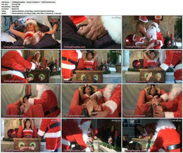 TicklingParadise - Santa's Helpers! ~ Full Version!TicklingParadise