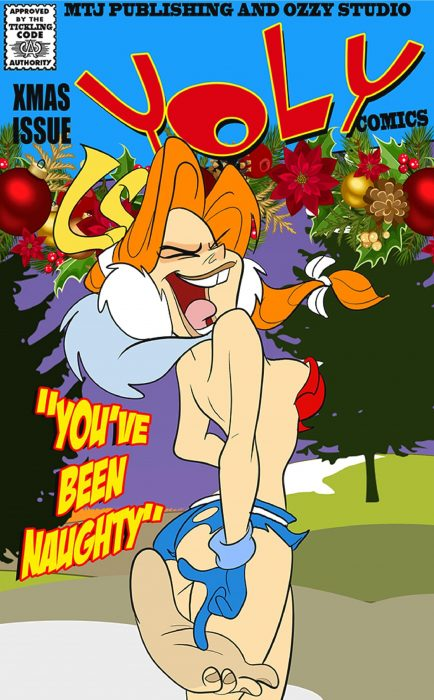 Yoly in You've Been Naughty!Comics
