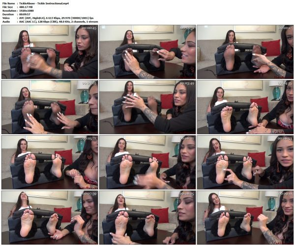 TickleAbuse - Tickle InstructionalTickleAbuse VIP Clips