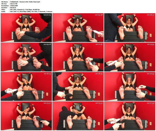 TicklishGirls - Kenzie in the Tickle ChairTicklishGirls VIP Clips