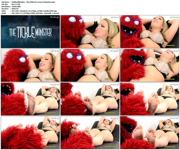 FluffEnuffStudios - Play With Me Carmen ValentinaTwistedFurries VIP Clips