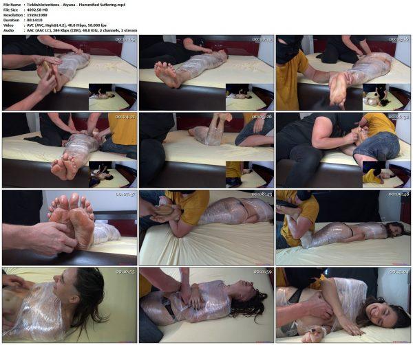 TicklishIntentions - Aiyana - Mummified SufferingTicklishIntentions VIP Clips