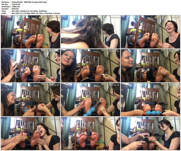 MonicaMerlot - BBW Niki revenge tickleMonicaMerlot