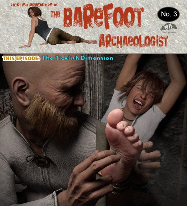 Ticklish Adventures of The Barefoot Archaeologist 03Comics
