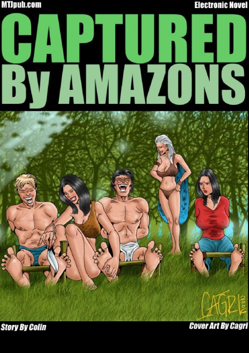 Captured By Amazons!Comics