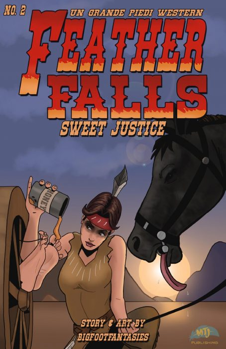 Feather Falls 02 Sweet Justice!Comics