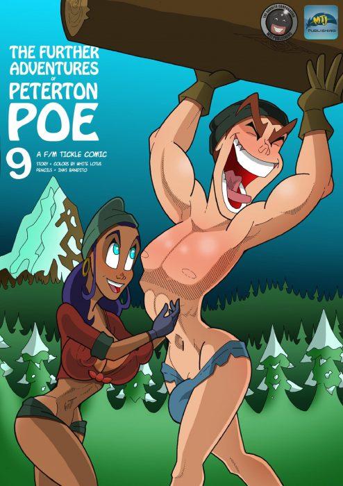The Further Adventures of Peterton Poe 09Comics